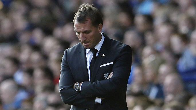 Liverpool limoge Brendan Rodgers