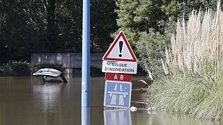 French Riviera declared 'disaster zone' after deadly flash floods