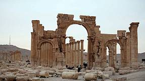 Syrien: IS-Miliz wütet erneut in Palmyra