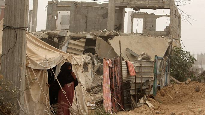 Izrael újabb légitámadásokat hajtott végre Gázában