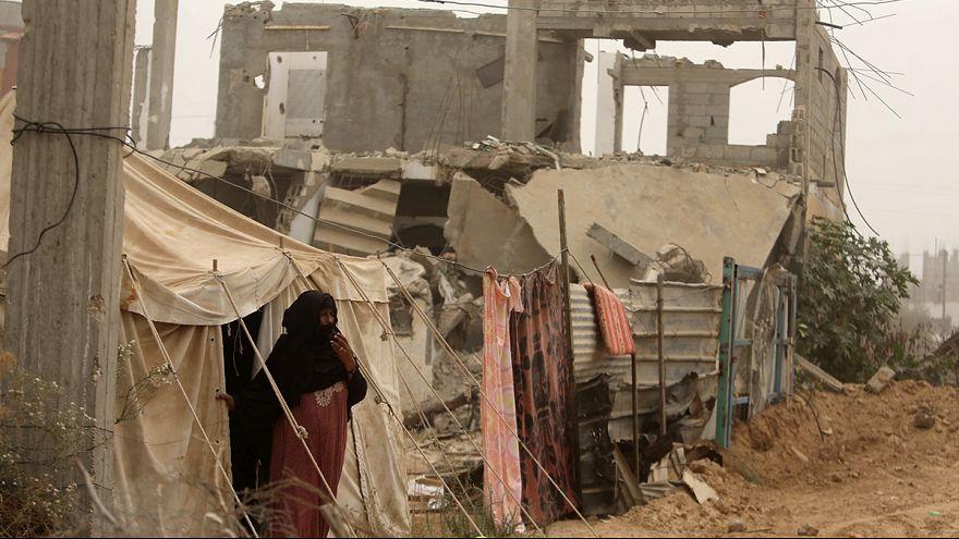 ВВС Израиля нанесли удары по целям ХАМАС в секторе Газа