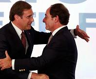 "Passos Coelho wins re-election in Portugal, says ready to ""compromise"""