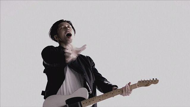 Gitarın samurayı Miyavi dünya turnesinde