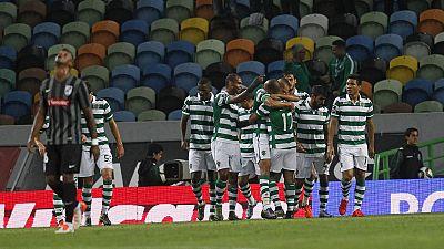 """Liga Portuguesa, J7: FC Porto marca """"4"""", Sporting responde com """"5"""""""