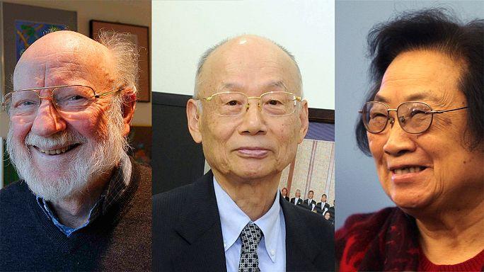 Fertőző betegségek kutatói kapták idén az orvosi Nobel-díjat