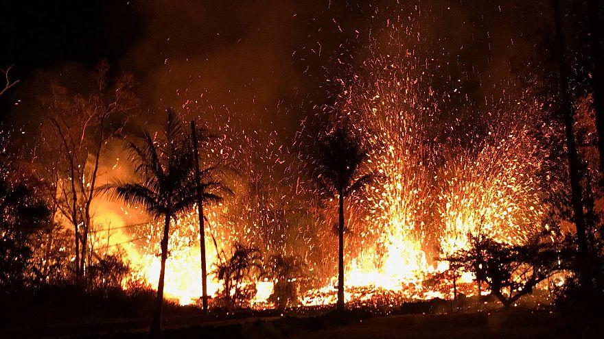IMAGE: Kileaua lava