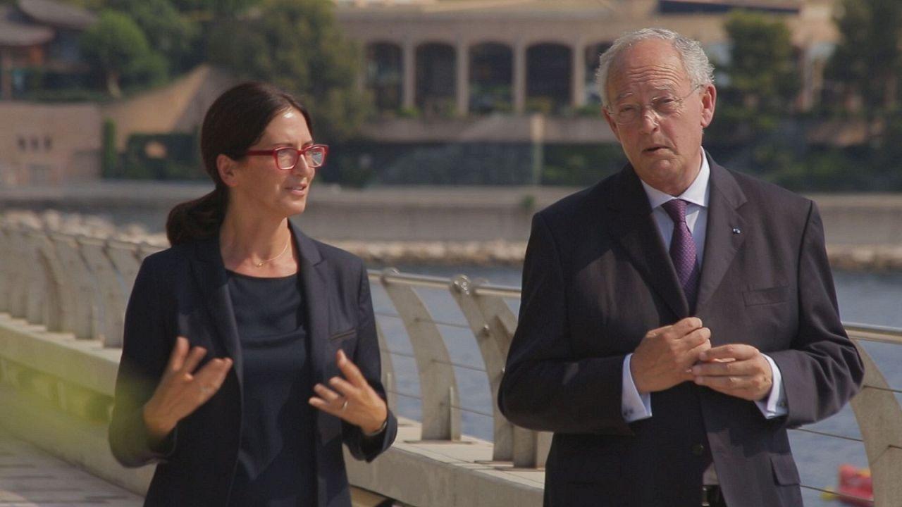 Michel Roger : Monaco a besoin de cette extension en mer