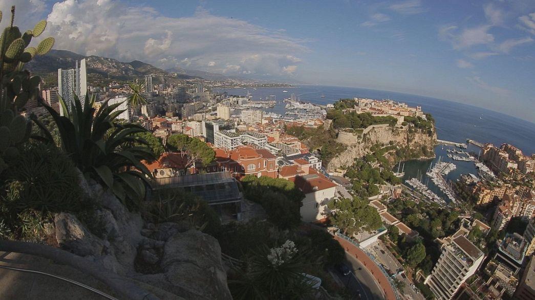 Monacos neues luxuriöses Ökoviertel im Meer