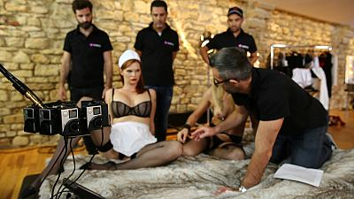 3D, 360° virtual reality is ready to launch - on an adult film