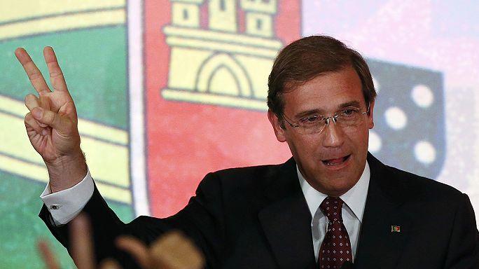 Трудная победа консерваторов в Португалии