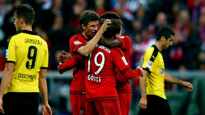 The Corner : le Bayern et Arsenal impressionnent