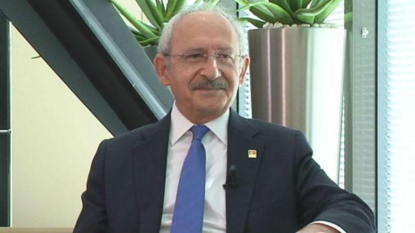 """El líder de la oposición turca: """"Turquía debería ser un actor importante para resolver el problema en Siria"""""""
