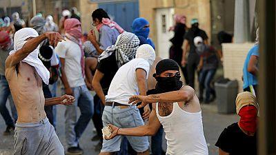 Lage im Nahen Osten wie vor Beginn der Zweiten Intifada