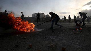 Pattanásig feszült a helyzet Izraelben