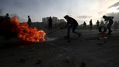 """Risco de nova """"intifada"""" entre israelitas e palestinianos"""