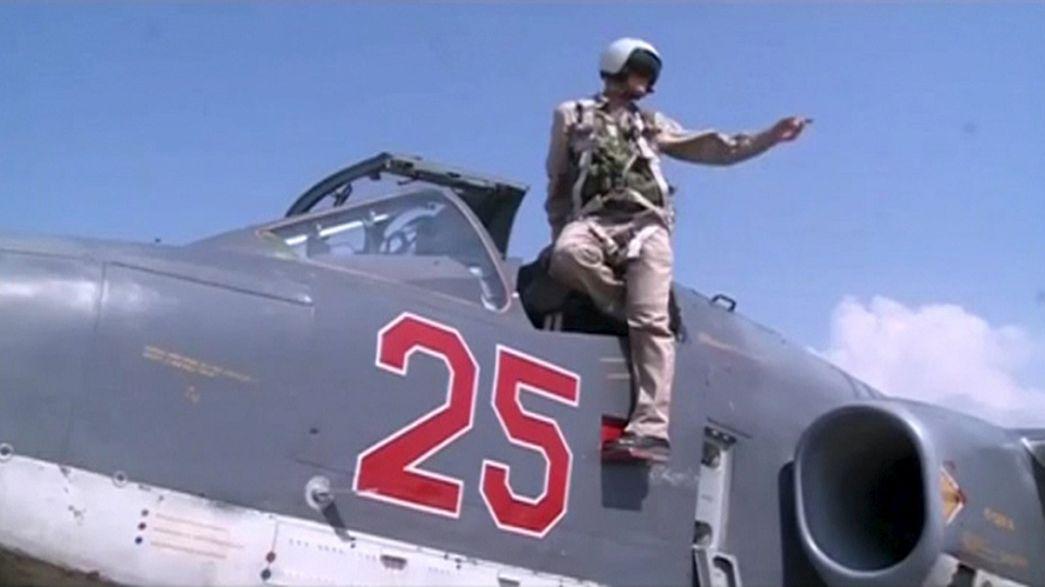 La OTAN advierte a Rusia sobre su violación al espacio aéreo turco