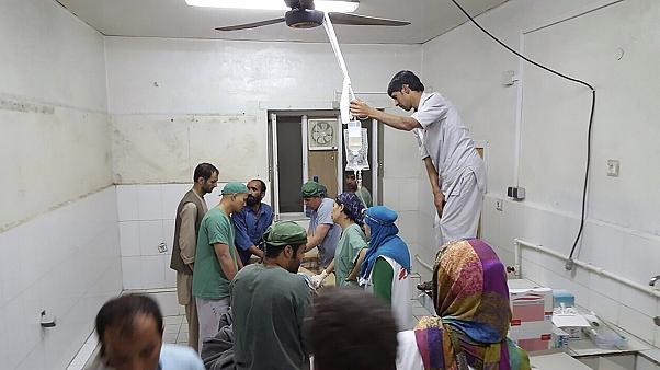Calm in Kunduz following air strike, but MSF demands answers