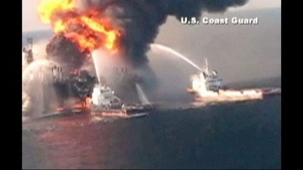 BP pagará 20.800 millones de dólares por la marea negra del Golfo de México
