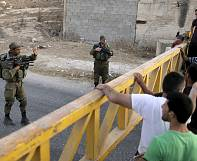 Cisjordânia: Militares israelitas atacam Nablus