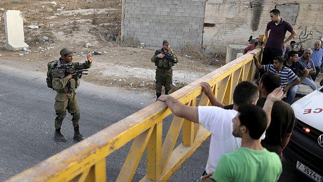 مواجهات في نابلس بين الفلسطينيين والجيش الاسرائيلي بعد اقتحامه المدينة