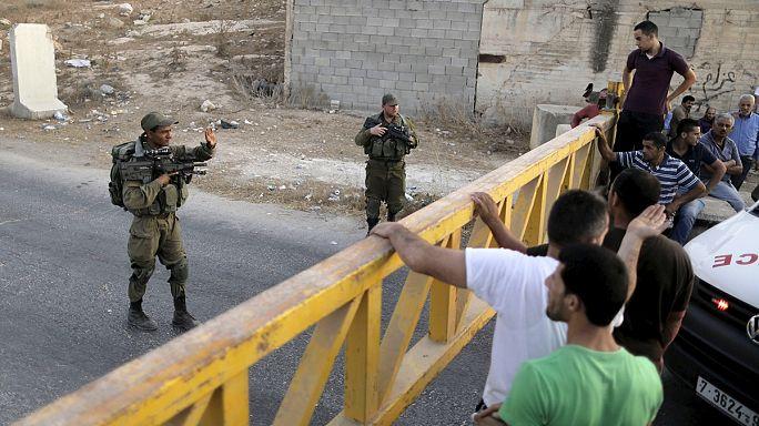 Ближний Восток: неспокойная ночь в Наблусе