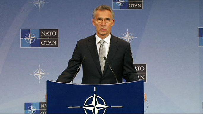 La OTAN acusa a Rusia de matar civiles en Siria y condena la violación del espacio aéreo turco