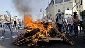 West Bank clashes intensify between Palestinians and Israeli forces