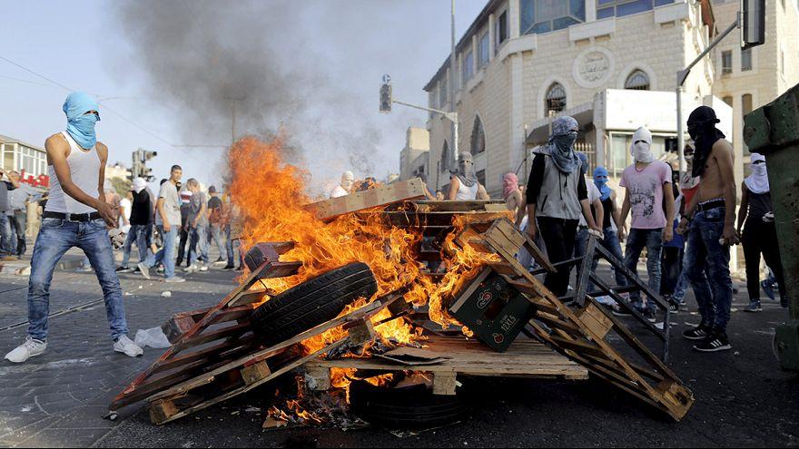 На Западном берегу Иордана усиливаются столкновения
