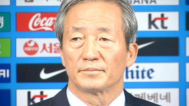 اتهامات بالتزوير قد توقف الملياردير تشانغ مونغ جون عن مزاولة اي نشاط رياضي لمدة 15 سنة