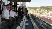 Sochi gears up for Sunday's Russian Grand Prix