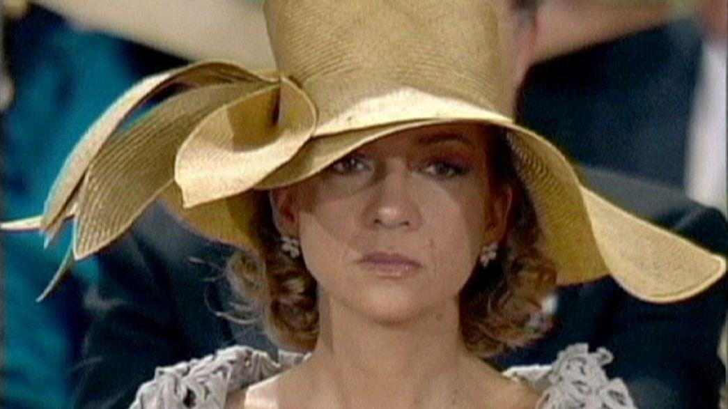 İspanya Prensesi Cristina 11 Ocak'ta hakim karşısına çıkacak