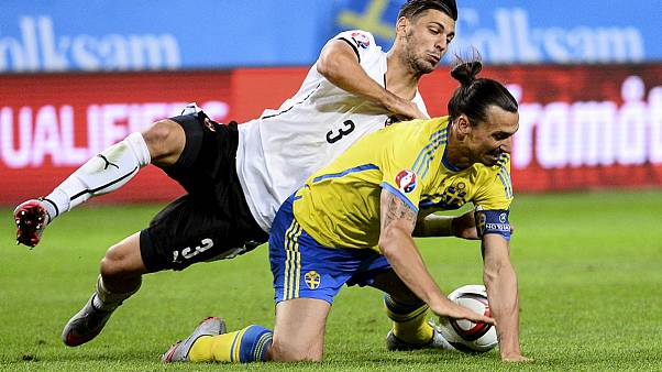 Holland and Sweden face crucial Euro qualifier fixtures