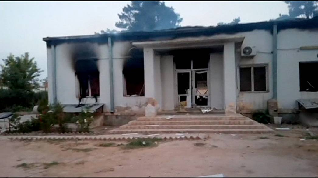 "Kunduz: US admits it targeted MSF hospital ""by mistake"""