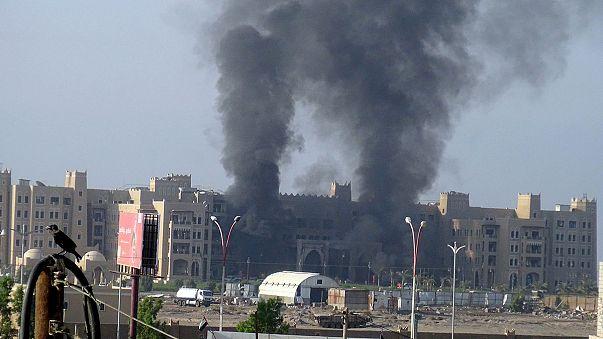 تنظيم الدولة الإسلامية يتبنى هجمات عدن