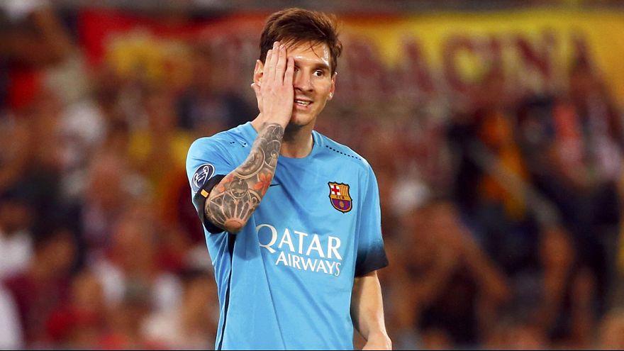 Jorge Messi arrisca dezoito meses de prisão