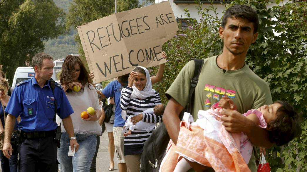 ¿Ha cambiado la actitud de los alemanes hacia los refugiados?