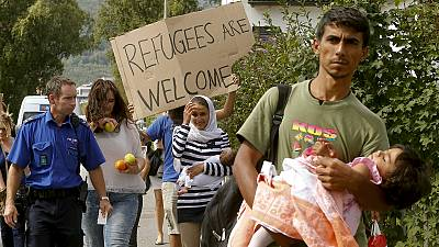 Is German opinion on refugees shifting?