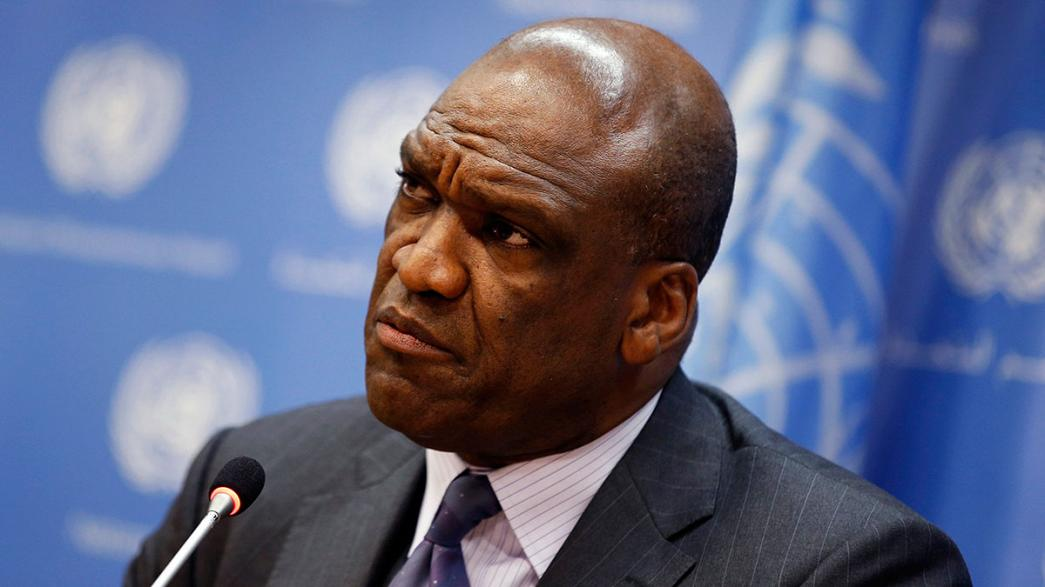 Former head of the UN General Assembly charged with corruption