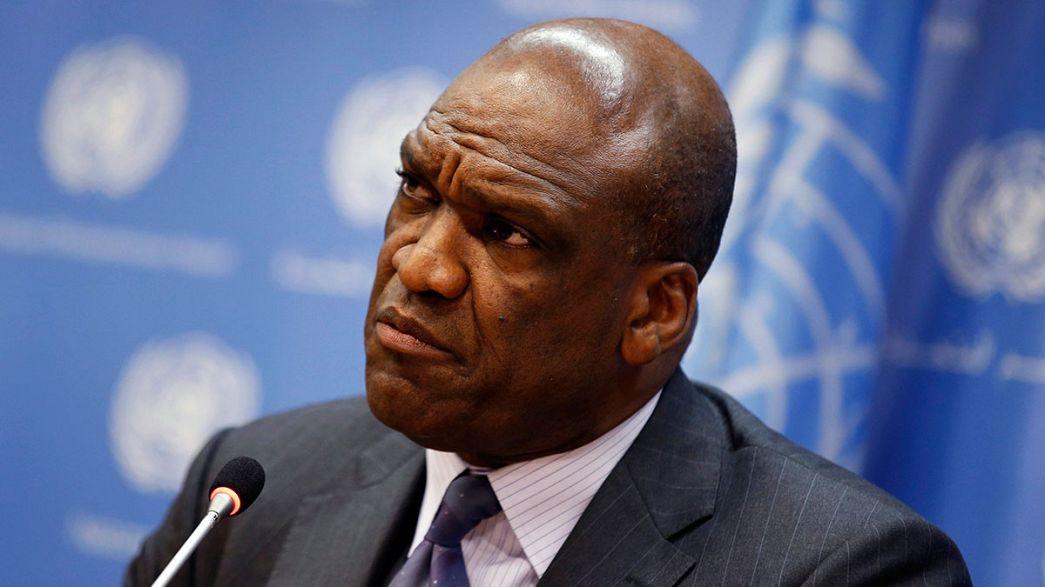Un ancien président de l'Assemblée générale de l'ONU, John Ashe, interpellé et accusé de corruption