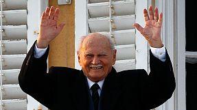 La Hongrie perd son premier président post-communiste