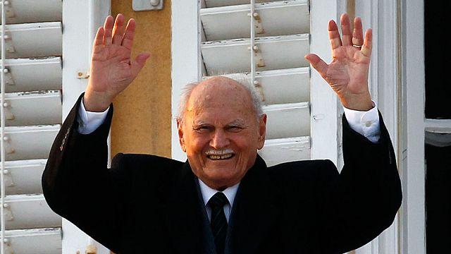 Hungary's first democratic president Árpád Göncz, dies 93
