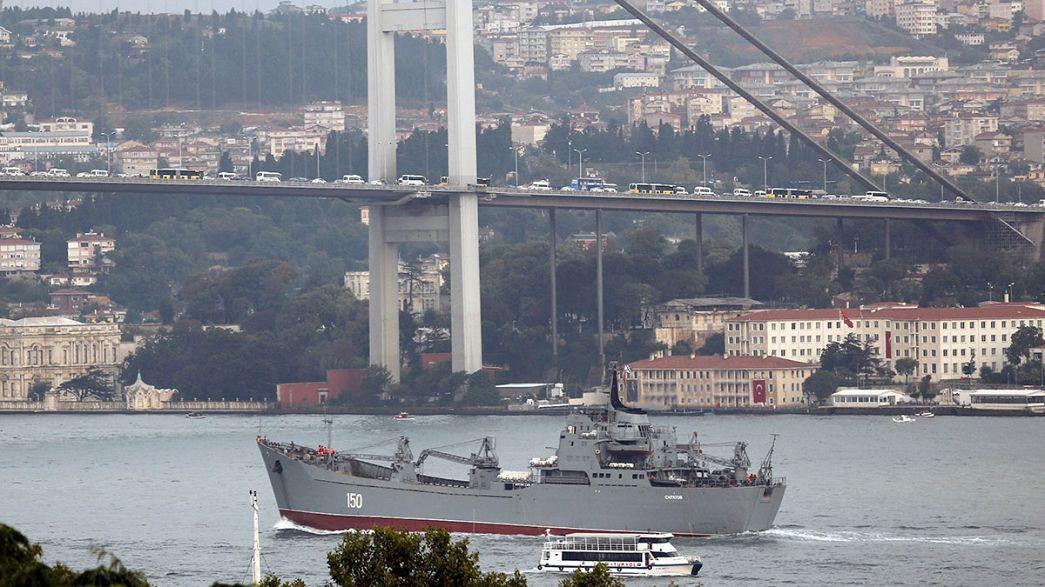 Turchia accusa Russia per incidenti spazio aereo al confine con Siria