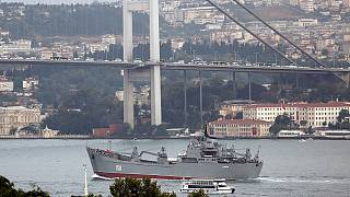 ترکیه: تکرار ورود جنگنده های روسی به حریم هوایی غیرقابل قبول است
