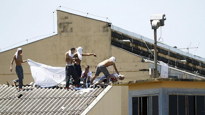 Brazília: börtönlázadás