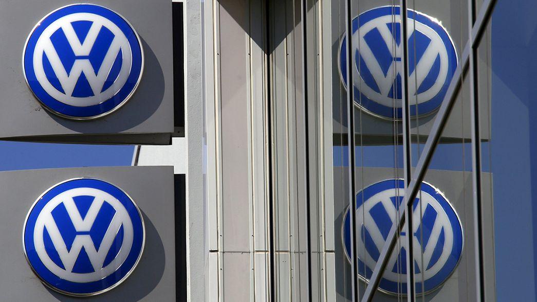 Volkswagen começará a chamar viaturas às oficinas em janeiro