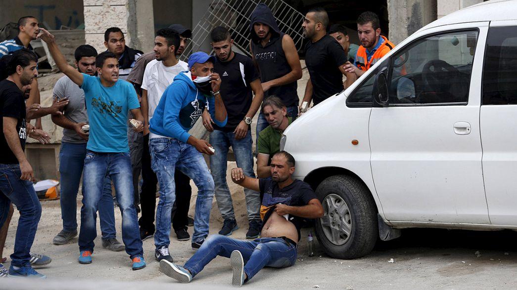 La violencia no cesa ni en la Ciudad Vieja de Jerusalén, ni en Cisjordania