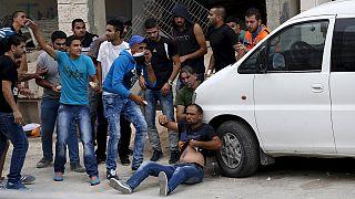 تنش ده روزۀ فلسطینی ها و اسرائیلی ها؛ ۸ کشته، ۱۷۰ زخمی