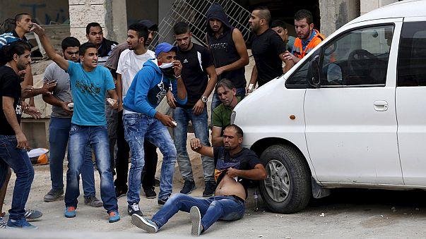 إصابة فلسطينيين وإسرائيلي في القدس والضفة الغربية