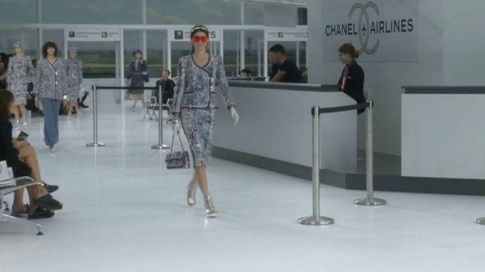 Парижская неделя моды - открытый финал