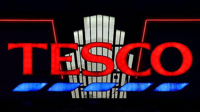 Csökkent a Tesco bevétele